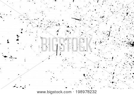 Detailed wood surface vector texture. Aged wooden surface. Black texture on transparent vector overlay. Obsolete timber background. Vintage effect lumber grit texture. Natural wooden subtle texture