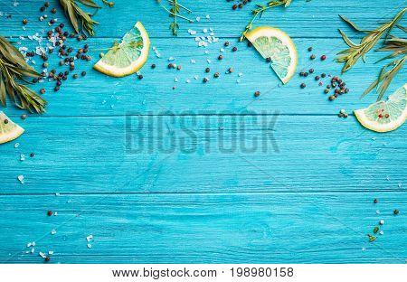 Beautiful Food Frame