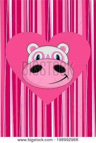 Cartoon Hippo 11