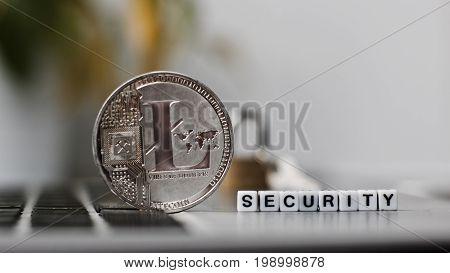 Litecoin Security Coin