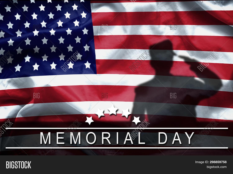 Happy Memorial Day Image & Photo (Free Trial) | Bigstock