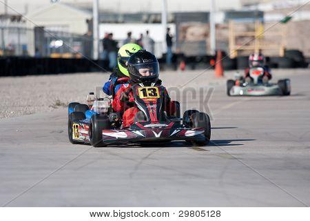 Racing Go Kart