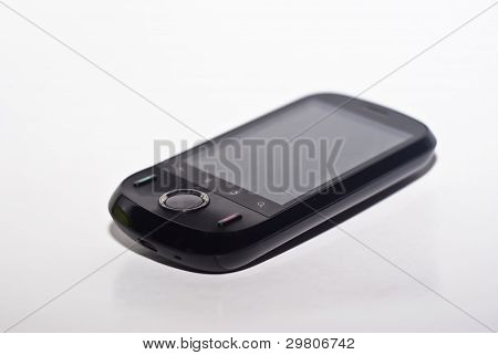 Mobile Cell Smartphone Isolated