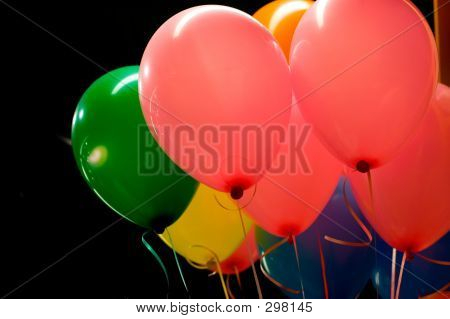 Balloons In The Air
