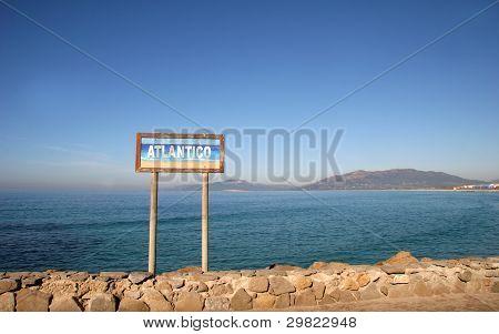 Strait of Gibraltar - Tarifa, Spain