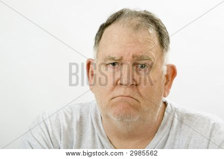 Grumpy Big Guy