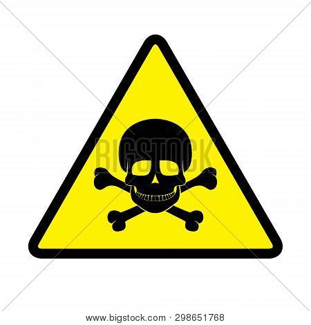 danger icon danger vector photo free trial bigstock danger icon danger vector photo free
