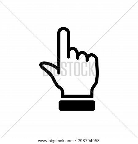 Select Icon In Trendy Design Style. Select Icon Isolated On White Background. Select Vector Icon Sim