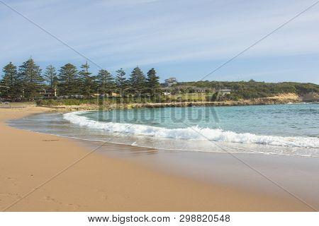 The Great Ocean Road In Australia, Vistoria