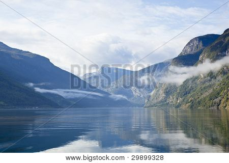 norway: sognefjord