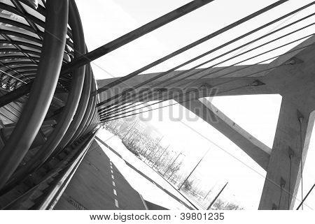 Third Millennium Bridge, Zaragoza