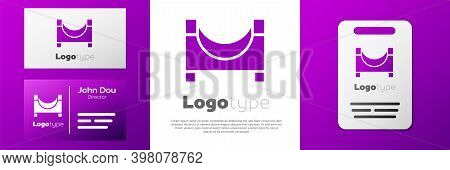 Logotype Skate Park Icon Isolated On White Background. Set Of Ramp, Roller, Stairs For A Skatepark.