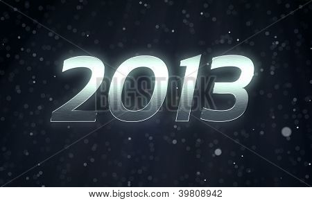 2013 The New Year