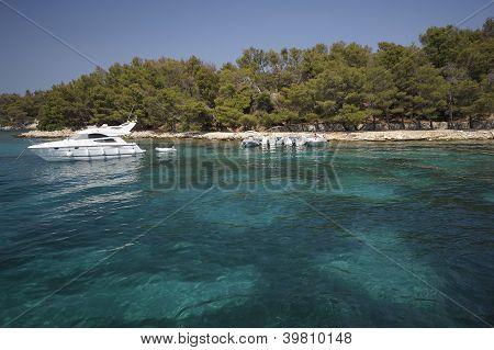 Croatian sea