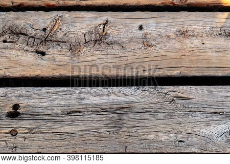the vintage wooden panel background