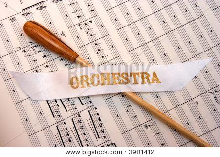 Baton & Music