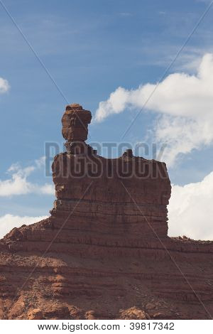 Red Rock Formations Valley Of The Gods