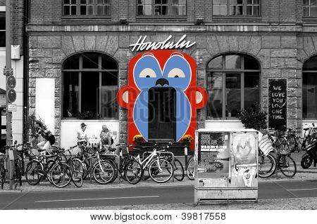 Bar Honolulu in Berlin