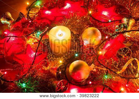 Christmas Staff Background