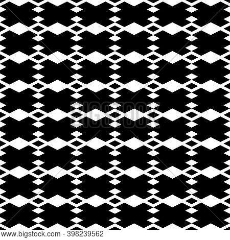 Lozenges Wallpaper.geometric Background. Rhombuses Ornament. Seamless Pattern. Diamonds Backdrop. Et