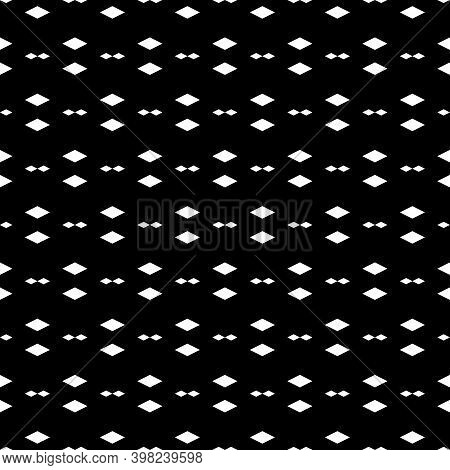 Diamonds Backdrop. Seamless Pattern. Rhombuses Ornament. Lozenges Wallpaper. Ethnic Motif. Geometric