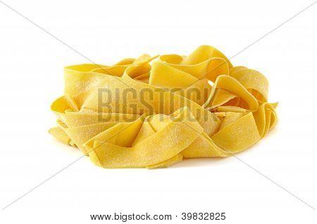 Pappardelle, Italian Egg Pasta