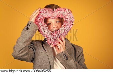 Valentines Day. Holiday Celebration. Love My Valentine. Valentine Concept. Sincere Honest True Roman
