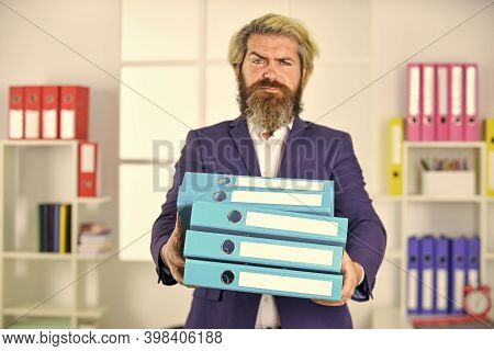 Papers For You. Management Consultant Or Analysts Work With Business Documents. Financial Analysts H
