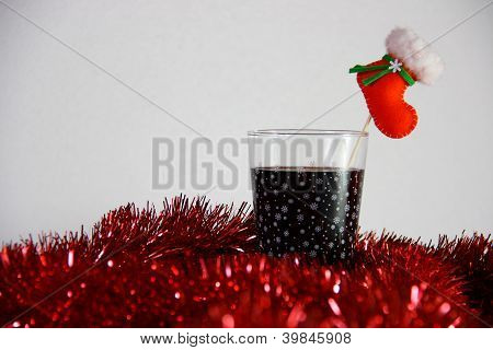 Cocktail In Christmas