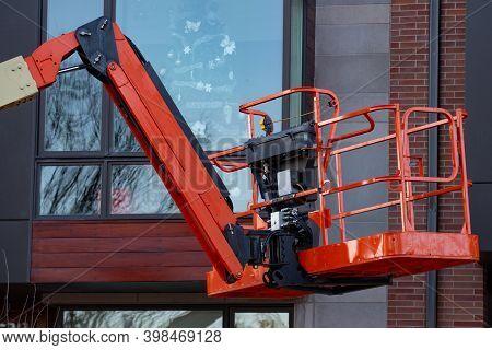 New Hydraulic Lift Crane Machine Vehicle Metal