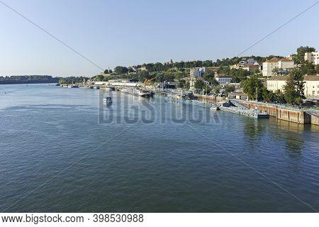Old Town (stari Grad) Of City Of Belgrade, Serbia