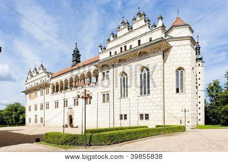 Litomysl Palace, Czech Republic
