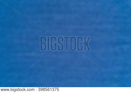 Blurred Spotted Blue Texture For Wallpaper Or Background