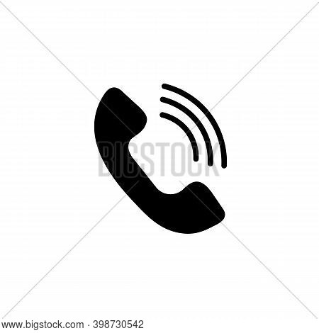 Phone Icon Incoming Outgoing Call, Vector Sign
