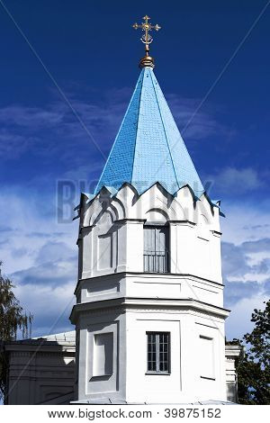Stone church of Saint Nikolay
