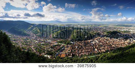 Brasov (kronstadt) Panorama
