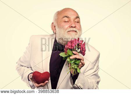 This Is For You. Dating Services For Elderly People. Senior Gentleman Romantic. True Gentleman. Hand