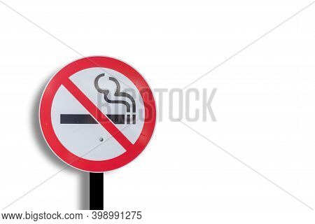 No Smoking Separated From The Background Mark, Material, Messages,
