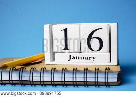Sixteenth Day Of Winter Month Calendar January.