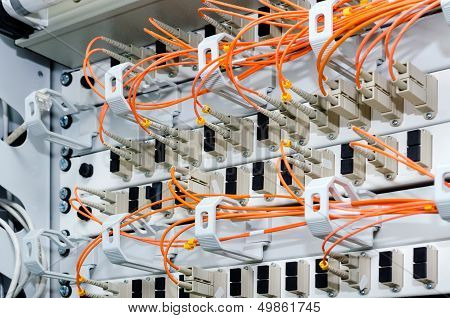 Focus On Fiber Optic Cables