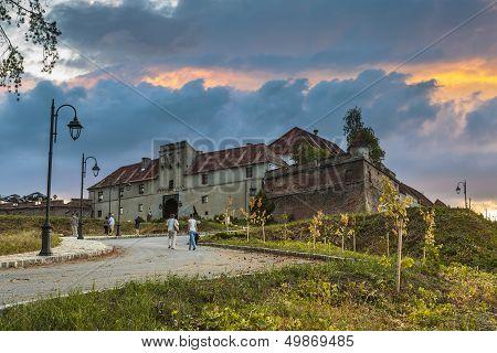 Brasov Citadel, Romania