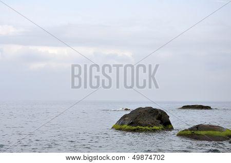 Seascape, Stone