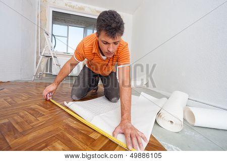 Repairs In The Apartment.