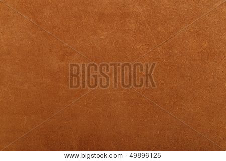 Vintage brown leather texture