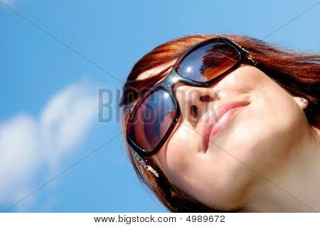 Daydreaming Summer Girl