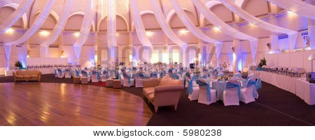 dinner party venue