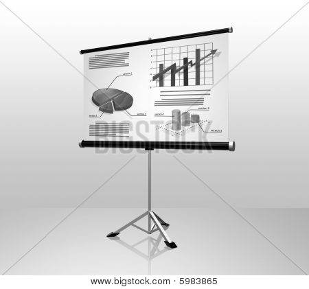 Conference Screen