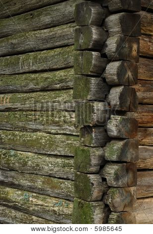 Log House Detail
