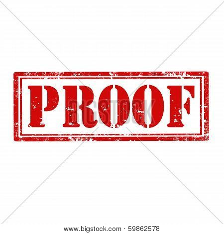 Proof-stamp