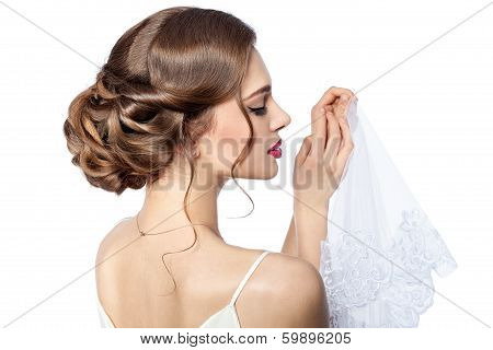 Hairstyle Bride.